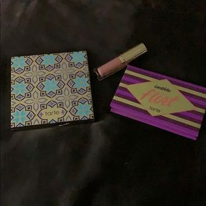 NWT Two Tart eyeshadow plus lipstick